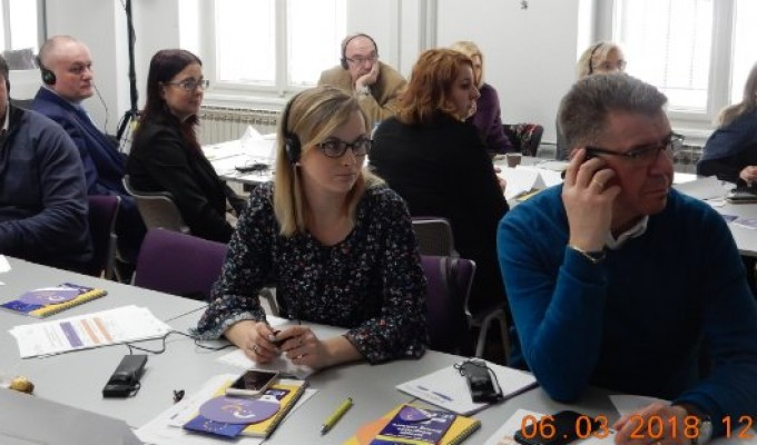 "Workshops for public sector employees to be held within IPA 2012 Twinning project ""Strengthening Integrity of Public Sector"" (CRO INTEGRITY) on the topic: HOW TO ELABORATE INSTITUTIONAL INTEGRITY STRATEGIES AND PLANS?"