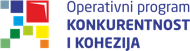 logo Operational Programme Competitiveness and cohesion